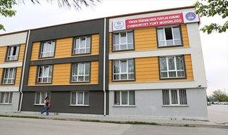 Cumhuriyet Kyk Kız Öğrenci Yurdu
