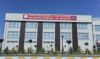 Hacı Mustafa Efendizade Kyk Erkek Öğrenci Yurdu