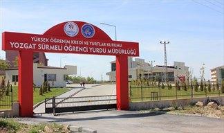 Yozgat Sürmeli Kyk Kız Öğrenci Yurdu