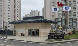 Mimar Sinan Kyk Erkek Öğrenci Yurdu