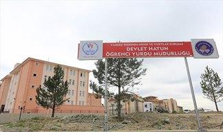 Devlet Hatun Kyk Kız Öğrenci Yurdu
