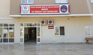Mardin Kyk Kız Öğrenci Yurdu