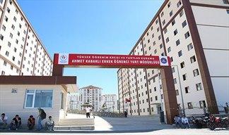 Ahmet Kabaklı Kyk Erkek Öğrenci Yurdu