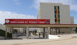 Kırıkkale Hatice Hanım Kyk Kız Öğrenci Yurdu
