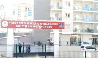 Gazi Ayşe Hanım Kyk Kız Öğrenci Yurdu
