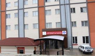 Cahit Zarifoğlu Kyk Erkek Öğrenci Yurdu